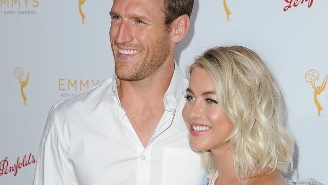 Safe Haven-actrice Julianne Hough en Brooks Laich getrouwd