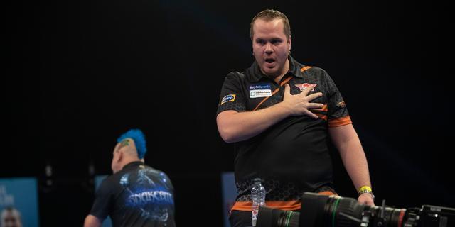 Van Duijvenbode en Wattimena stunten op Grand Slam, ook Van Gerwen wint