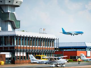 Vliegveld kampt met tekort