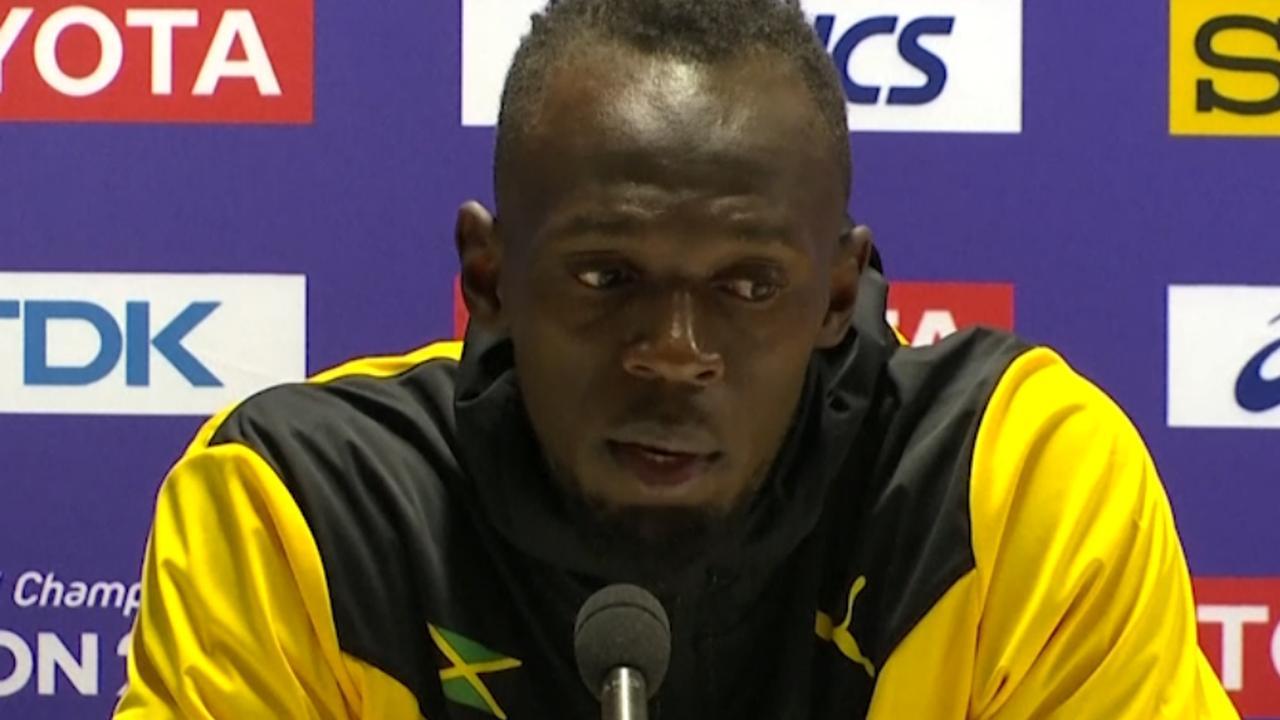Bolt over drama laatste race: 'Muhammad Ali verloor ook eindgevecht'