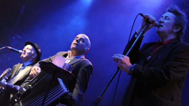 Ierse groep The Pogues gaat niet meer op tournee