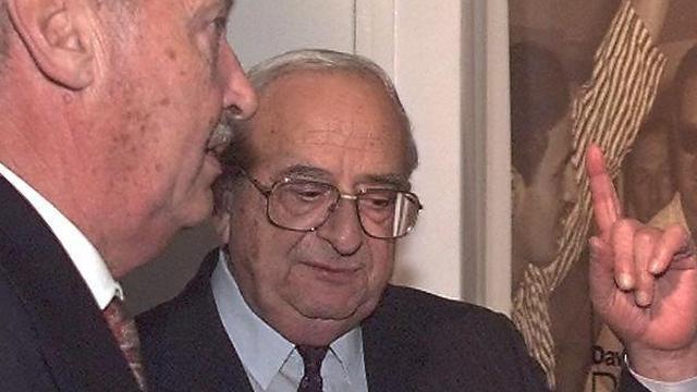 Israëlische oud-president Navon overleden
