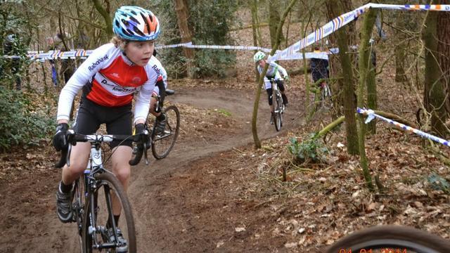 Eerste editie MTB-lichtjestour in Rucphense bossen