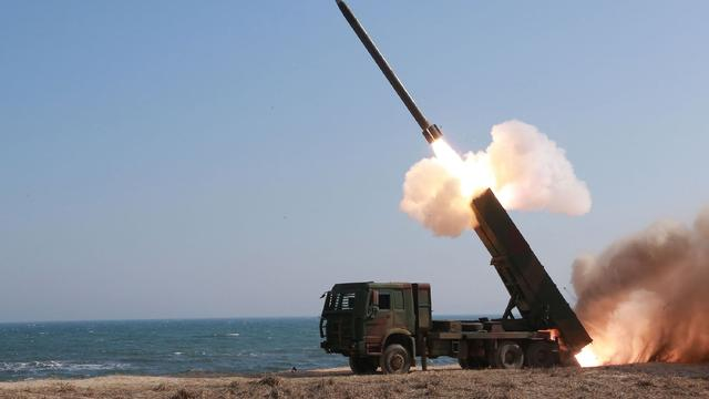 'Noord-Korea bootste nucleaire aanval op Zuid-Korea na'