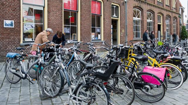 Jury kijkt hoe fietsvriendelijk Goes is