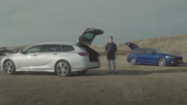 Dubbeltest: Opel Insignia Sports Tourer vs. Ford Mondeo Wagon