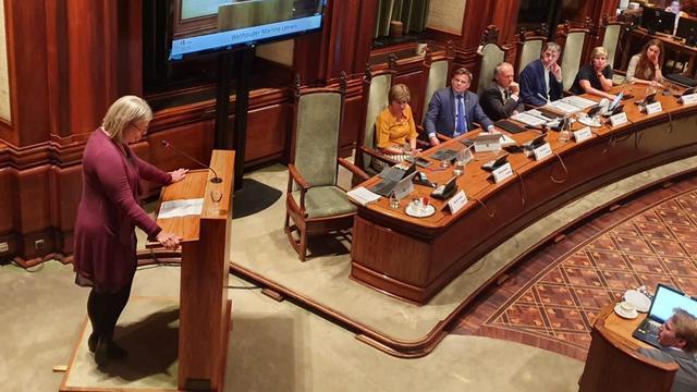 Ashley North volgt Martine Leewis op als wethouder voor GroenLinks Leiden