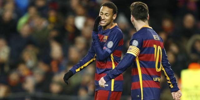 FC Barcelona verpulvert AS Roma, Zenit blijft zonder puntenverlies