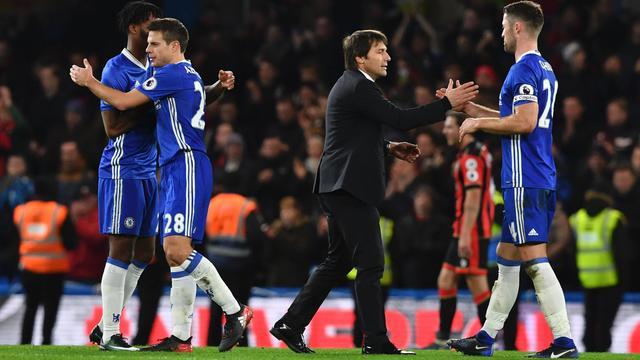 Trotse Conte vindt dat Chelsea-spelers clubrecord verdienen