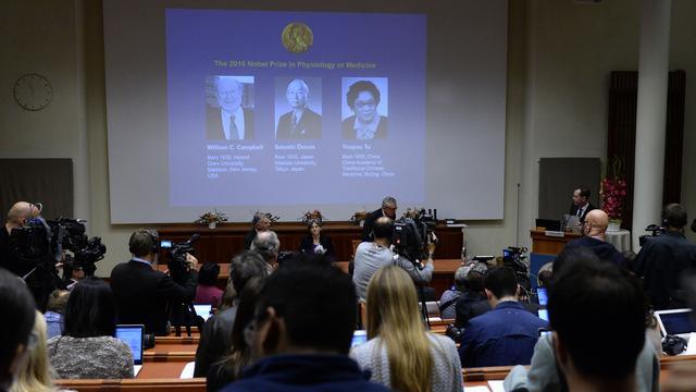 Overzicht: Nobelprijs Geneeskunde in laatste tien jaar