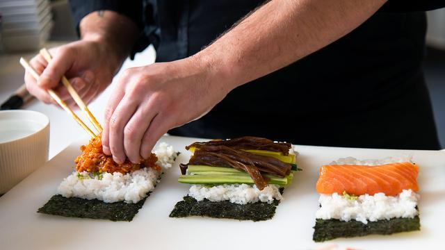 Zo maak je zelf perfecte sushi