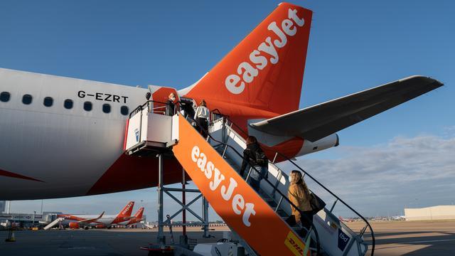 EasyJet en vakbond akkoord over baanbehoud cabinepersoneel
