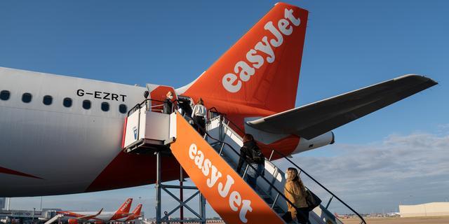EasyJet breidt capaciteit voor de resterende zomermaanden alweer iets uit