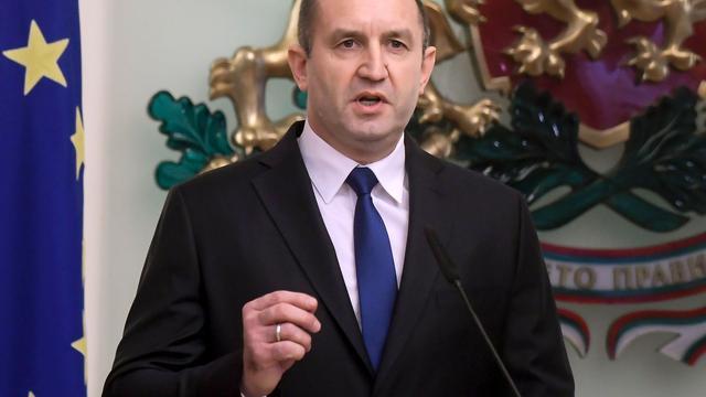 Bulgaarse president verzet zich tegen Erdogan