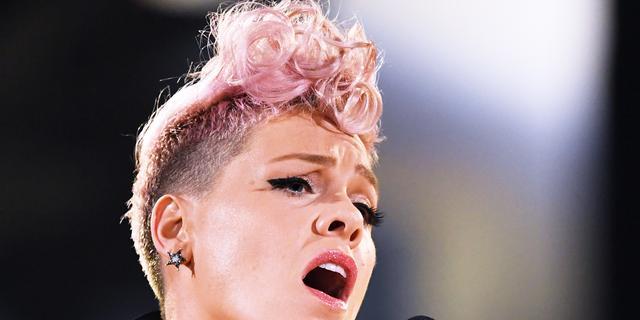 Katy Perry en Pink kwaad na opmerkingen Grammy-president