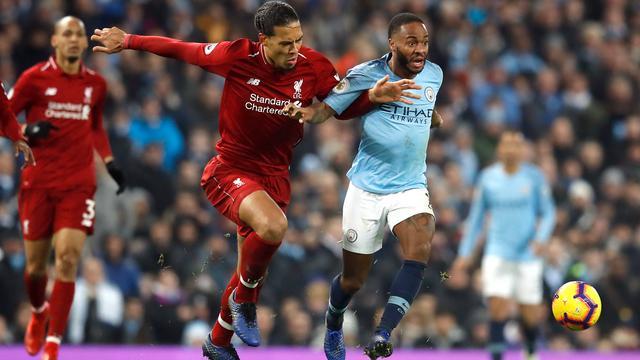 Resterend programma titelkandidaten Premier League