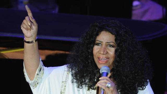 Angie Stone en Gladys Knight bij herdenkingsconcert Aretha Franklin