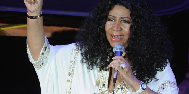 Muziekwereld treurt om overlijden Aretha Franklin