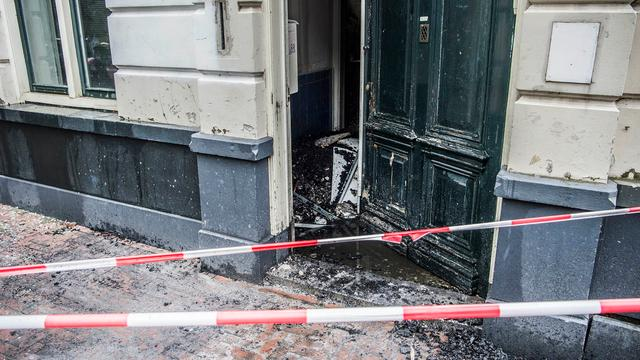 Uitslaande brand in gebouw Maliesingel onder controle