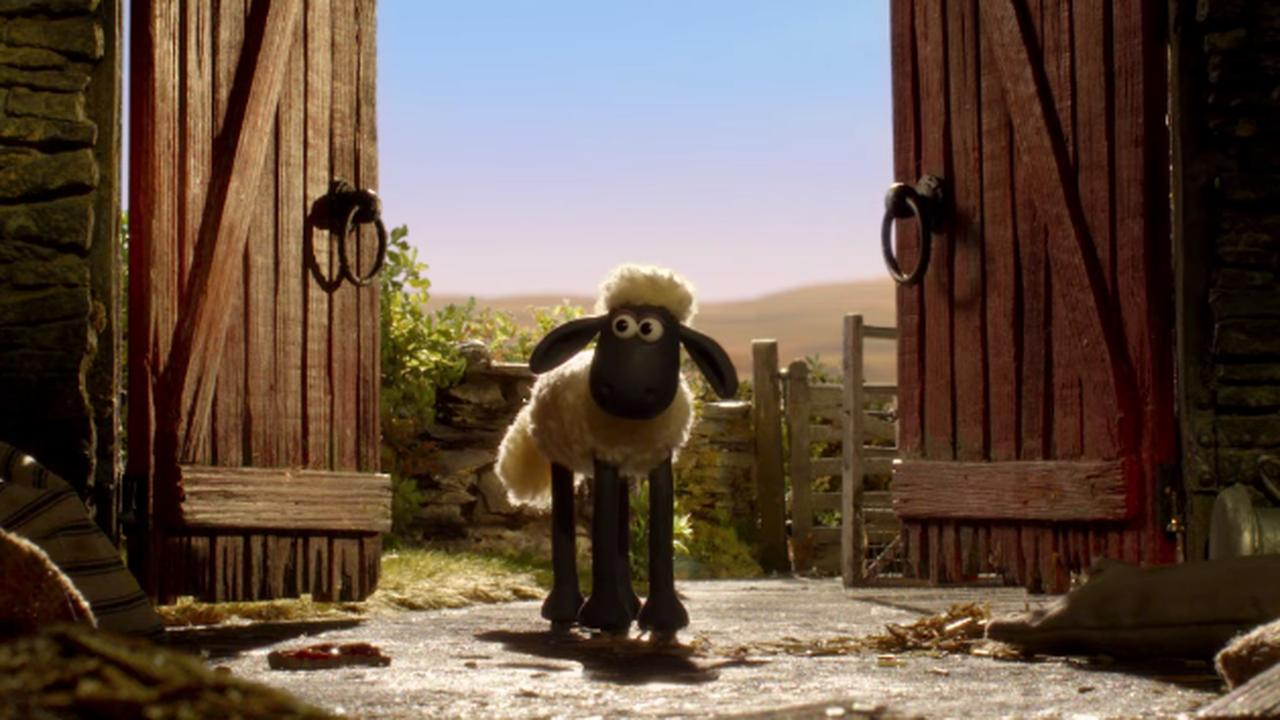 Bekijk hier de trailer van Shaun het Schaap: Het Ruimteschaap