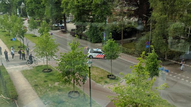 Verdacht pakketje bij omroep KRO-NCRV in Hilversum ongevaarlijk