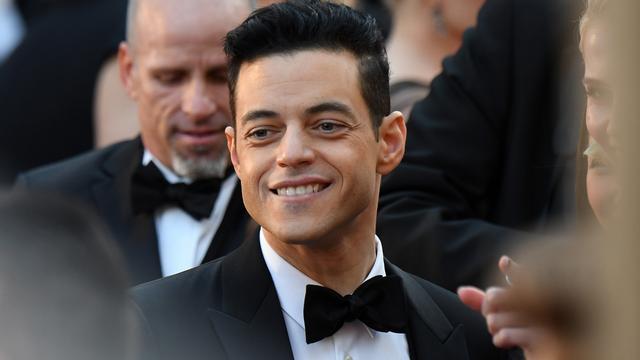 Oscar-winnaar Rami Malek wordt schurk in nieuwe Bond-film