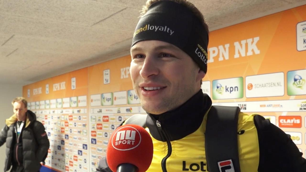 Kan Jorrit Bergsma Sven Kramer pijn doen op de 10 kilometer?
