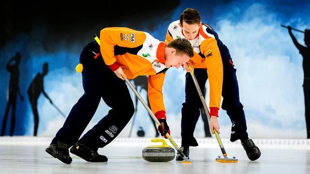 Olympische Spelen ver weg voor curlingmannen na verlies tegen China