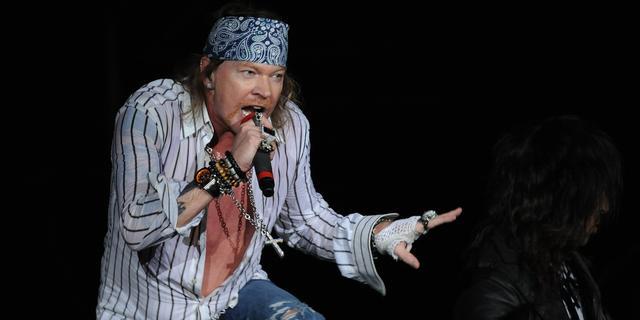 Guns N' Roses geeft op 4 juli optreden in Goffertpark Nijmegen