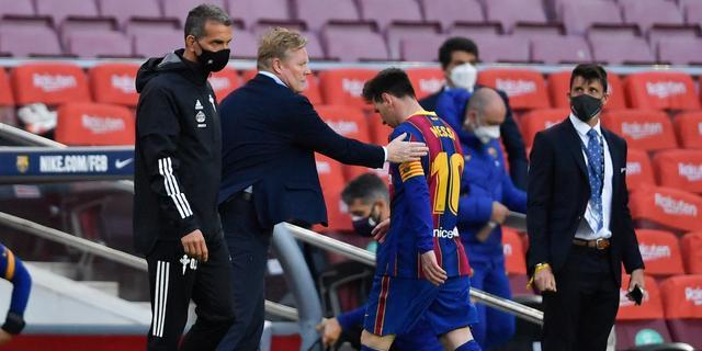 FC Barcelona haakt definitief af in titelstrijd, Atlético blijft koploper