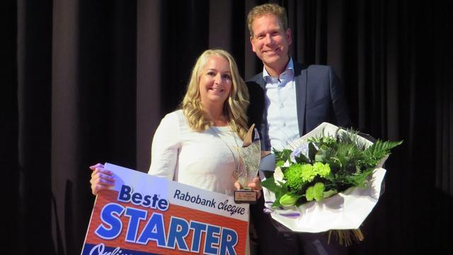 D-Dreams wint prijs Rabobank Beste Starter