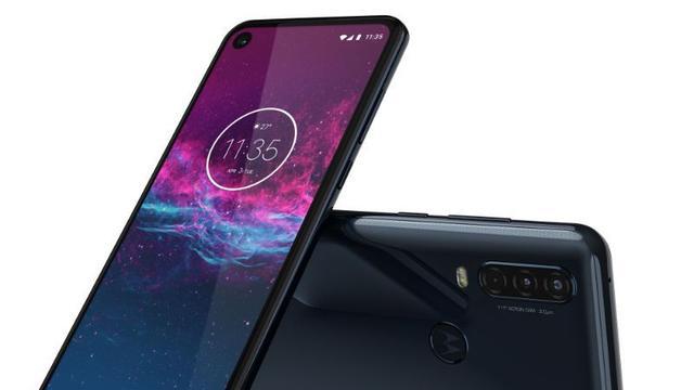 Motorola-telefoon maakt liggende video bij verticaal vasthouden