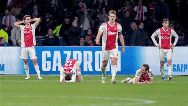 Ajax-spelers zien imponerende CL-campagne als 'sprookje met slecht einde'