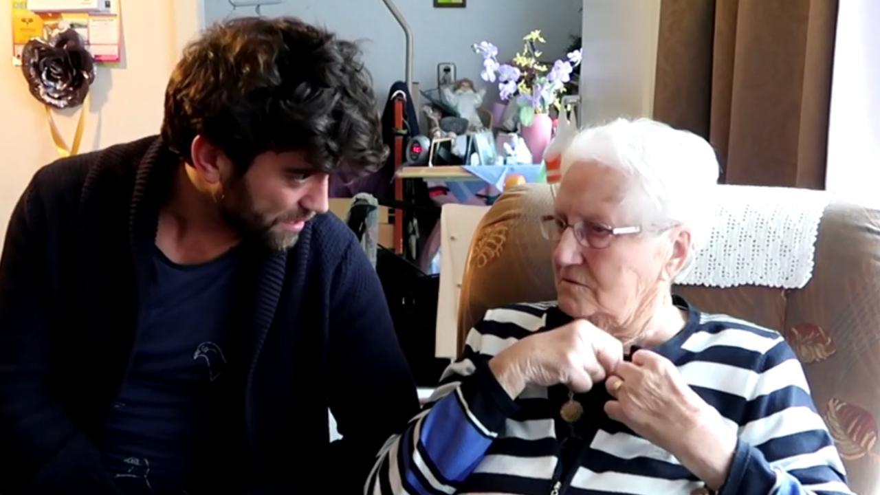 Duizenden felicitaties van over de hele wereld voor oma Marietje (89)
