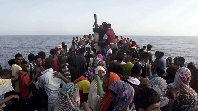 Migrantenstroom sterk afgenomen door vluchtelingendeal Turkije