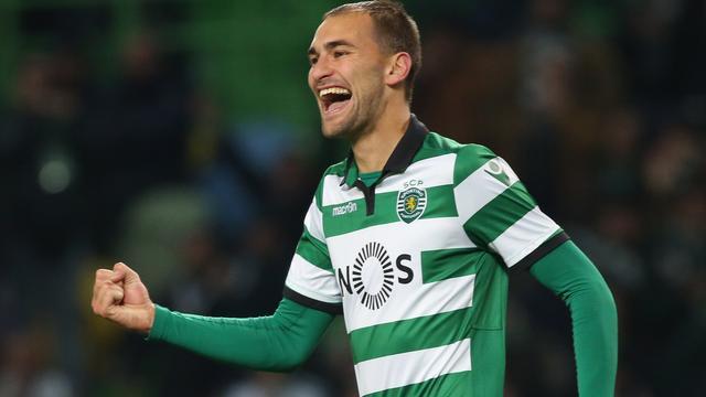 Dost weer trefzeker voor Sporting, Sneijder belangrijk voor Galatasaray