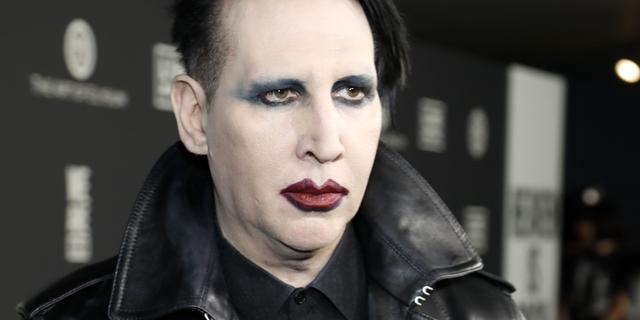 Marilyn Manson herkent zich niet in beschuldigingen van misbruik