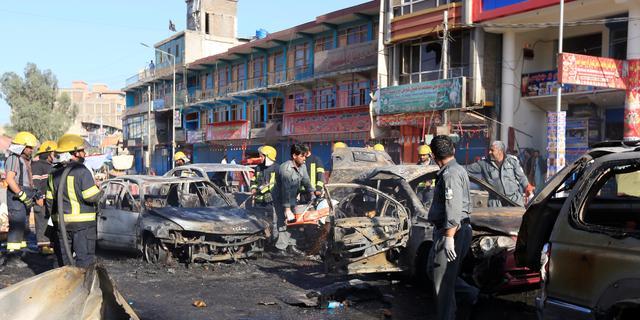 Zeker twaalf doden bij aanslag Afghanistan