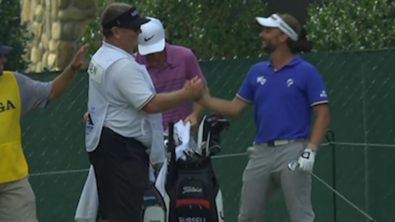 Golfer Joost Luiten slaat hole-in-one tijdens US PGA Championship