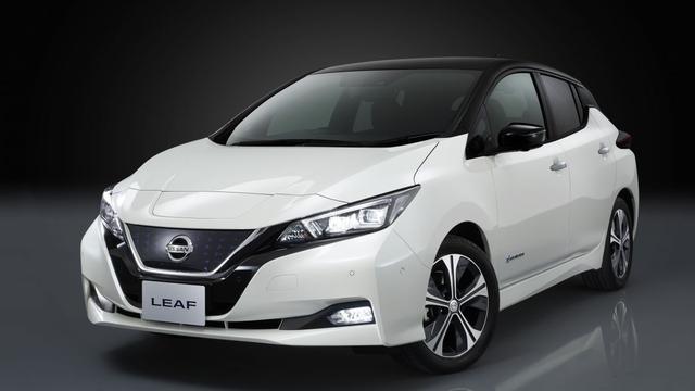 Nissan toont opvolger elektrische Leaf