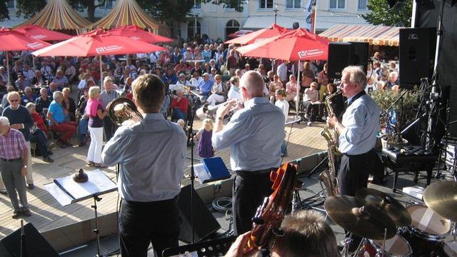 Jazz by the Sea van start langs Walcherse kust