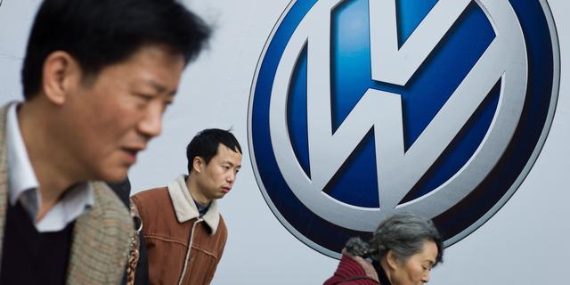 Ook Britten keren Volkswagen rug toe