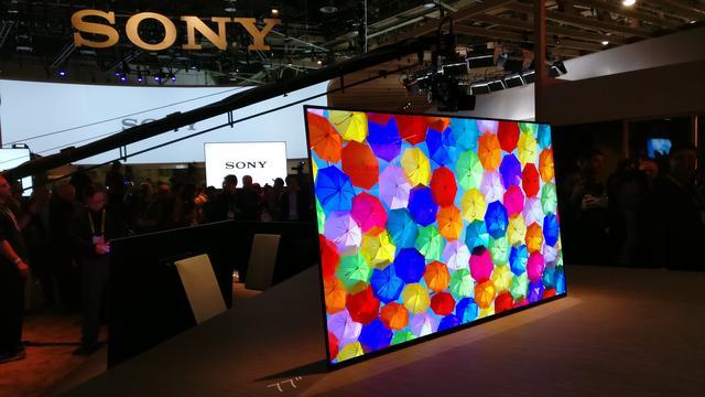 Sony brengt eigen OLED-televisie naar Nederland voor 4.000 euro
