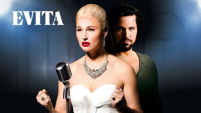Evita de musical vanaf slechts 32 euro