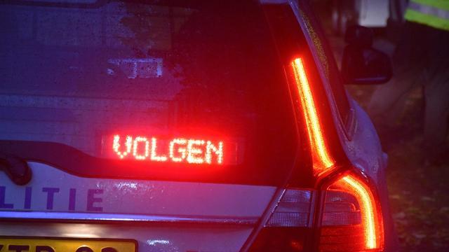 Snelheidsduivel mag rijbewijs inleveren na rit op N11