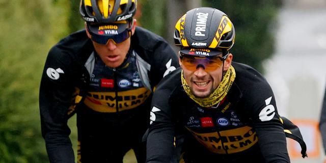 Jumbo-Visma met titelverdediger Roglic en Kruijswijk in Vuelta a España