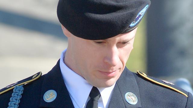 Van desertie verdachte Amerikaanse sergeant Bergdahl wil pardon