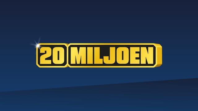 Maak kans op de verwachte Eurojackpot van 20 miljoen