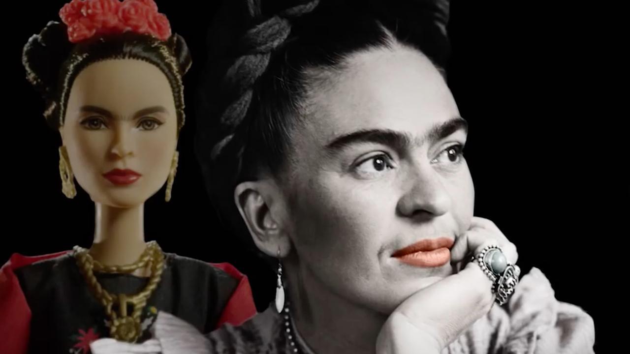 Mattel introduceert Frida Kahlo en Amelia Earhart barbiepoppen