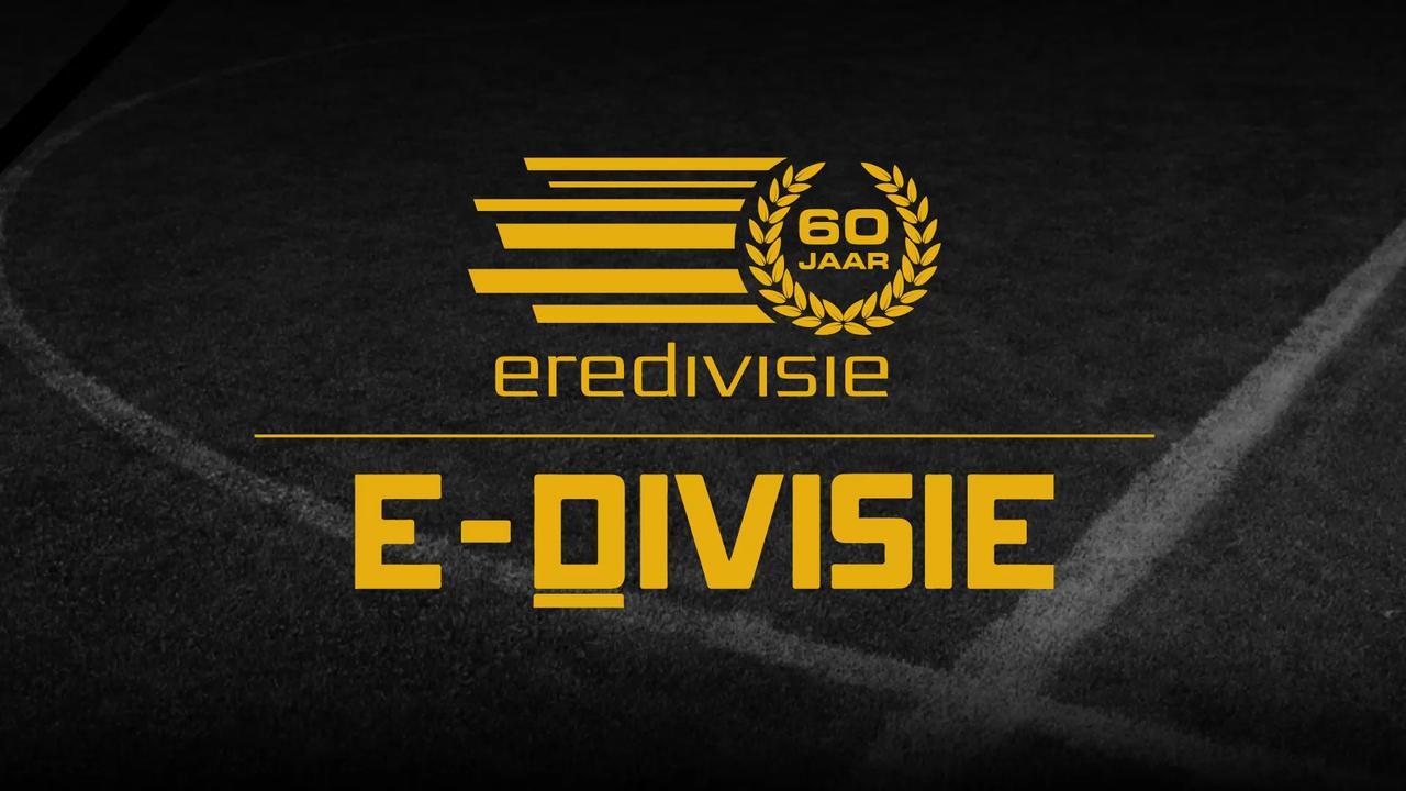 E-divisie: Eindstand van allereerste seizoen bekend